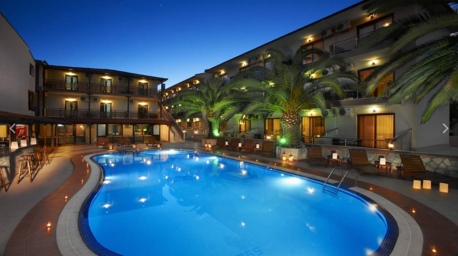 Simeon Hotel - Μεταμόρφωση, Χαλκιδική ✦ 3 Ημέρες (2 Διανυκτερεύσεις) ✦ 2 άτομα ✦ Ημιδιατροφή ✦ 11/09/2020 έως 20/09/2020 ✦ Με την αγορά 6 διανυκτερεύσεων δίδεται η 7η διανυκτέρευση δώρο!