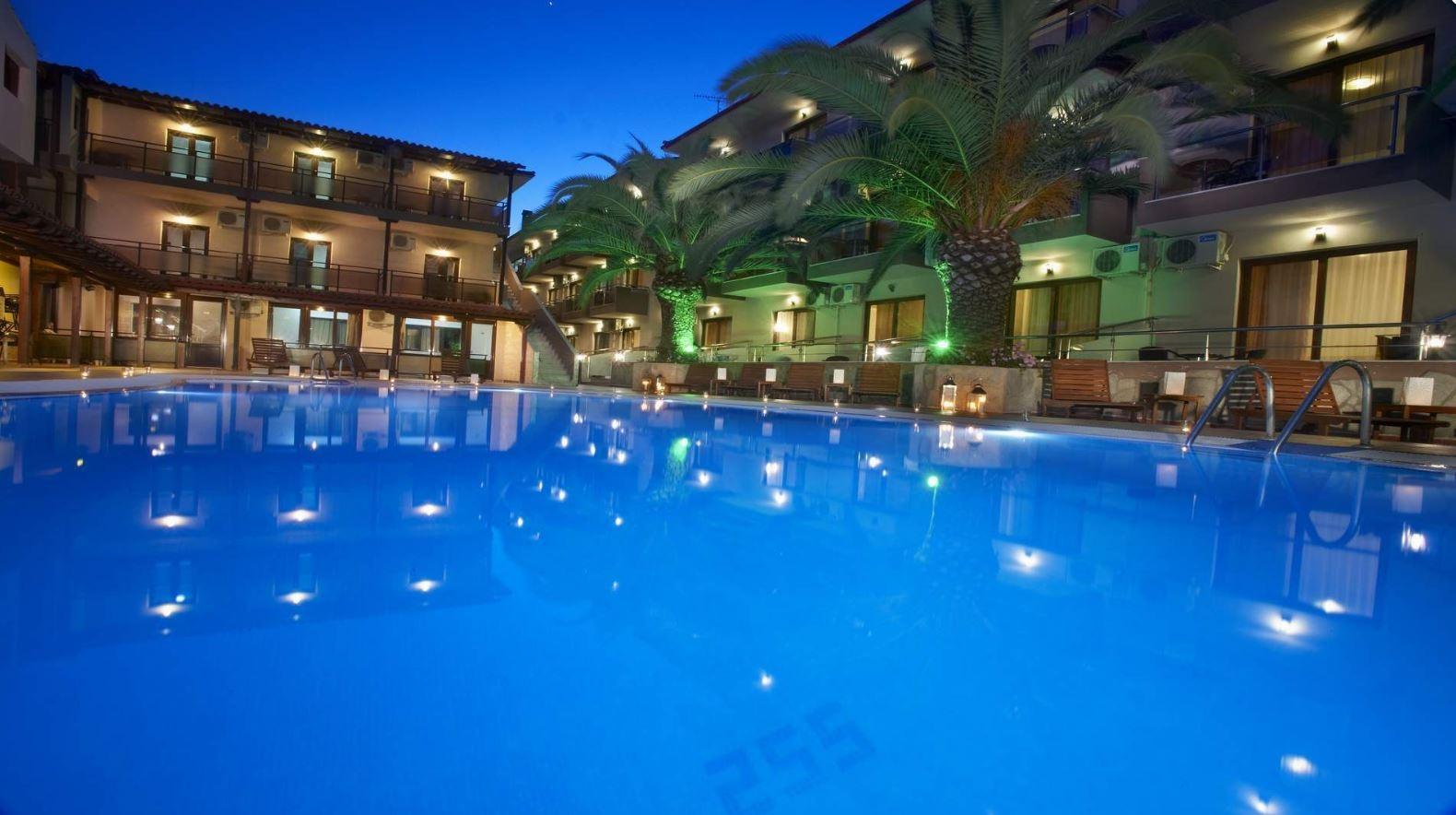 Simeon Hotel - Μεταμόρφωση Χαλκιδικής εικόνα