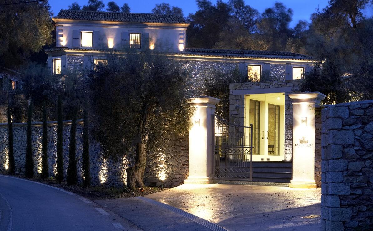 5* Torri E Merli Hotel Paxos - Παξοί εικόνα