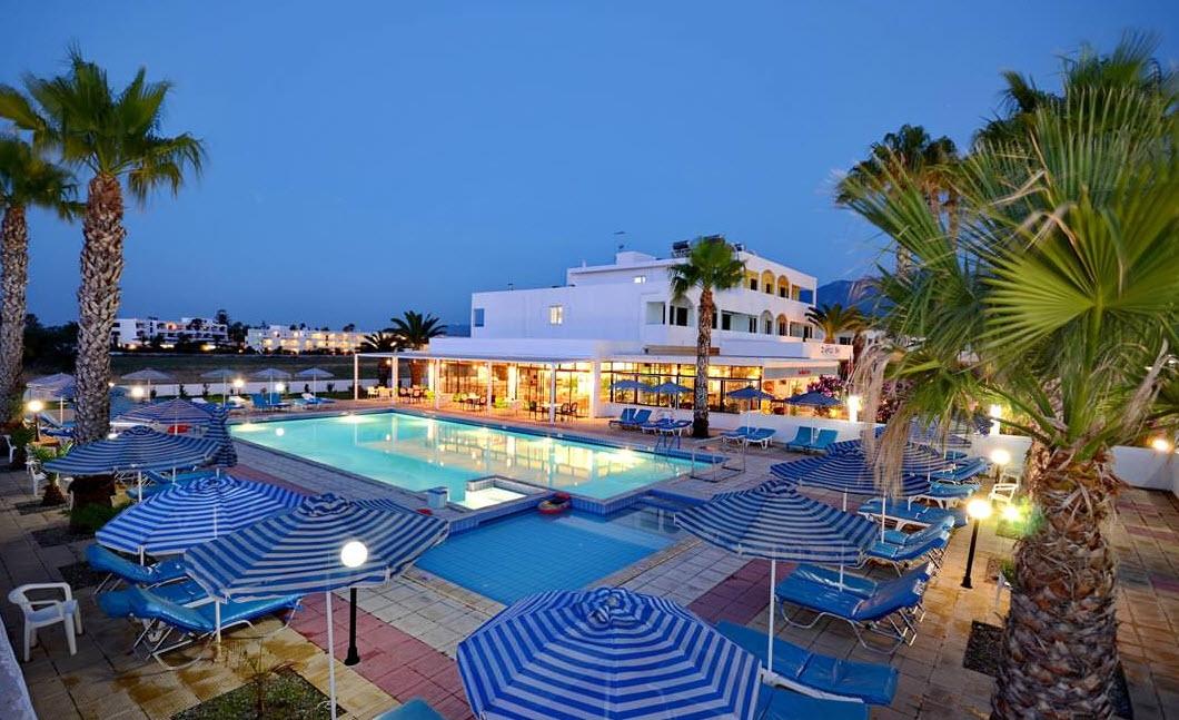 Tropical Sol Hotel - Τιγκάκι, Κως ✦ -30% ✦ 4 Ημέρες (3 Διανυκτερεύσεις) ✦ 2 Άτομ hotels