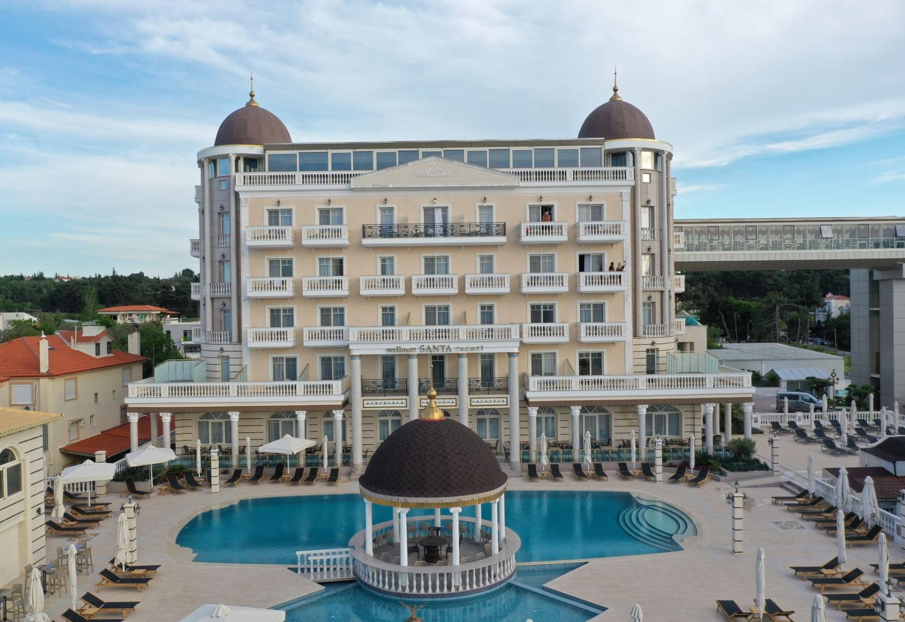 5* Wellness Santa Beach Hotel - Θεσσαλονίκη εικόνα