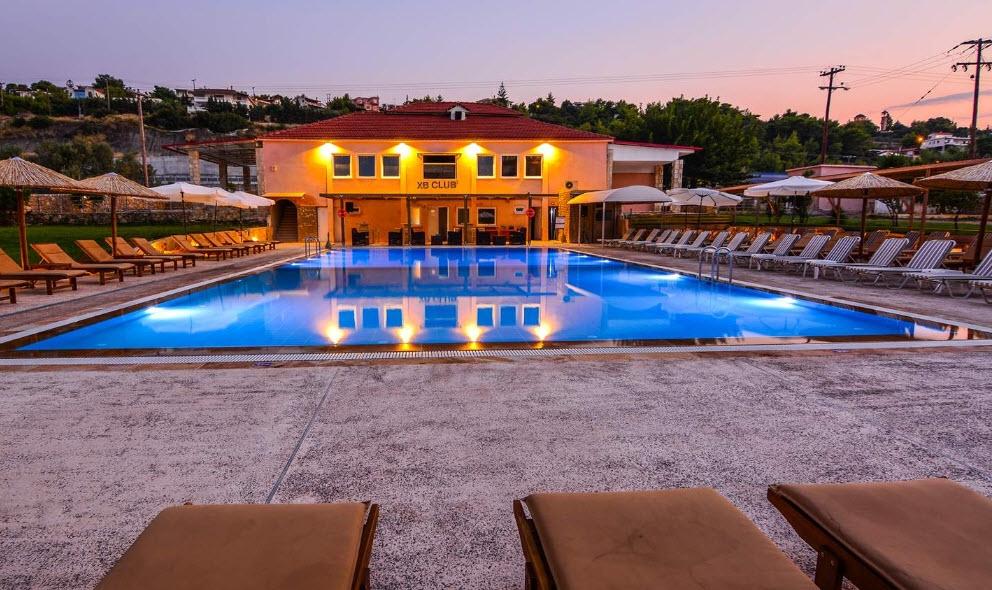 Xylokastro Beach Hotel – Ξυλοκαστρο ✦ 6 Ημερες (5 Διανυκτερευσεις) ✦ 2 Άτομα ΚΑΙ ενα Παιδι εως 12 ετων ✦ All Inclusive ✦ εως 20/07/2018 και 26/08 εως 15/09 ✦ Ιδιωτικη Παραλια!