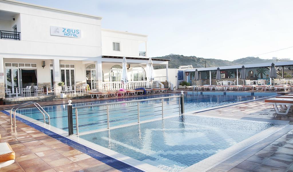 Zeus Hotel- Κώς, Κέφαλος   4 Ημέρες (3 Διανυκτερεύσεις)   2 άτομα   Πρωινό   01/09/2019 έως 30/09/2019   Free WiFi